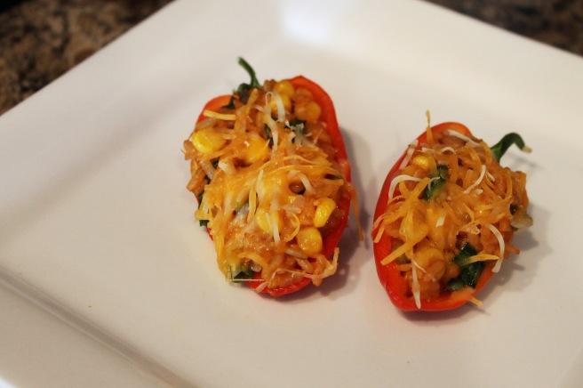 Mini Stuffed Peppers!